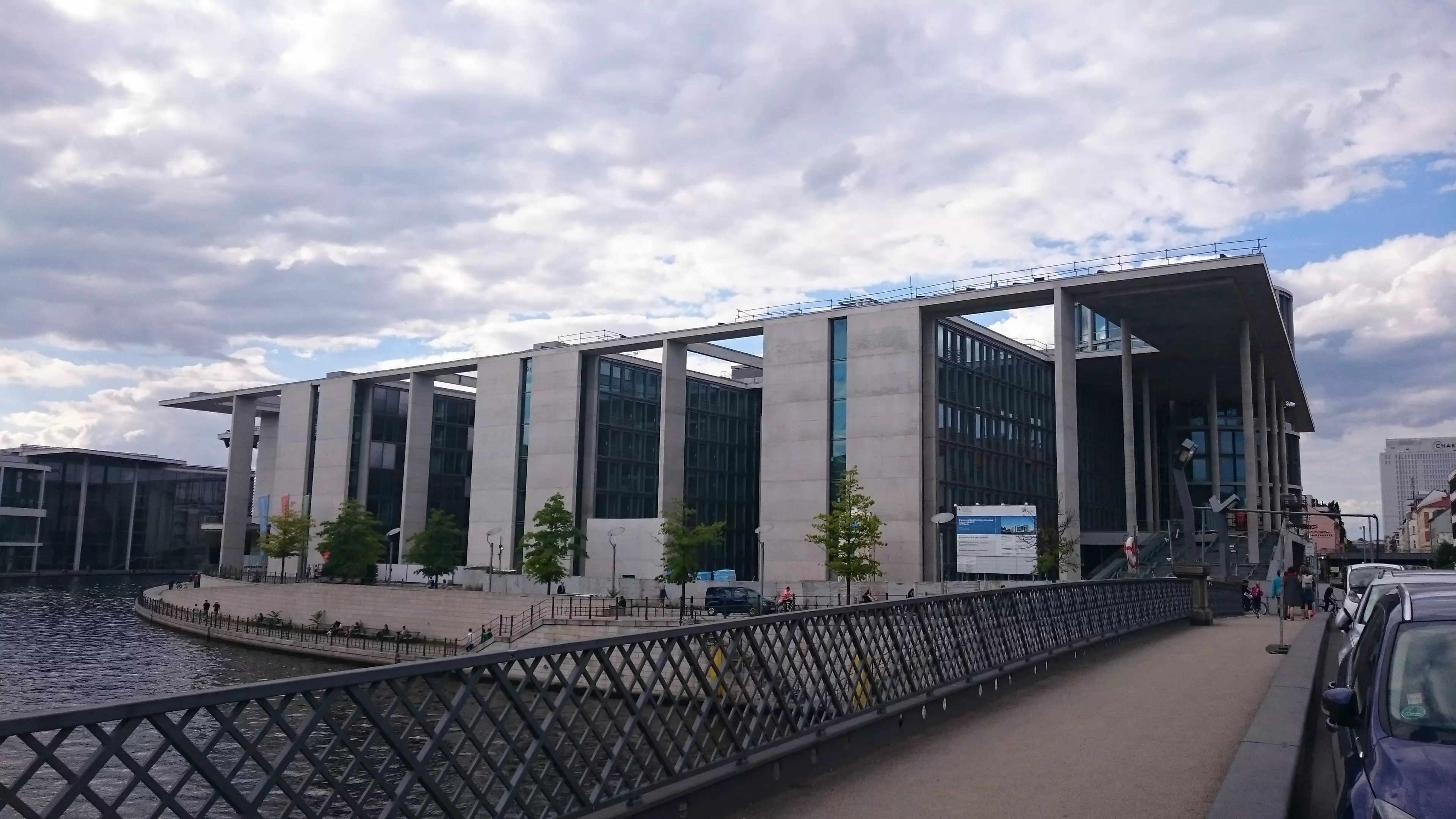Bundestag | Dämmung