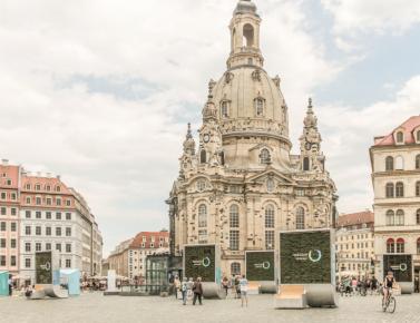 Der Dämmstoff | Dresden