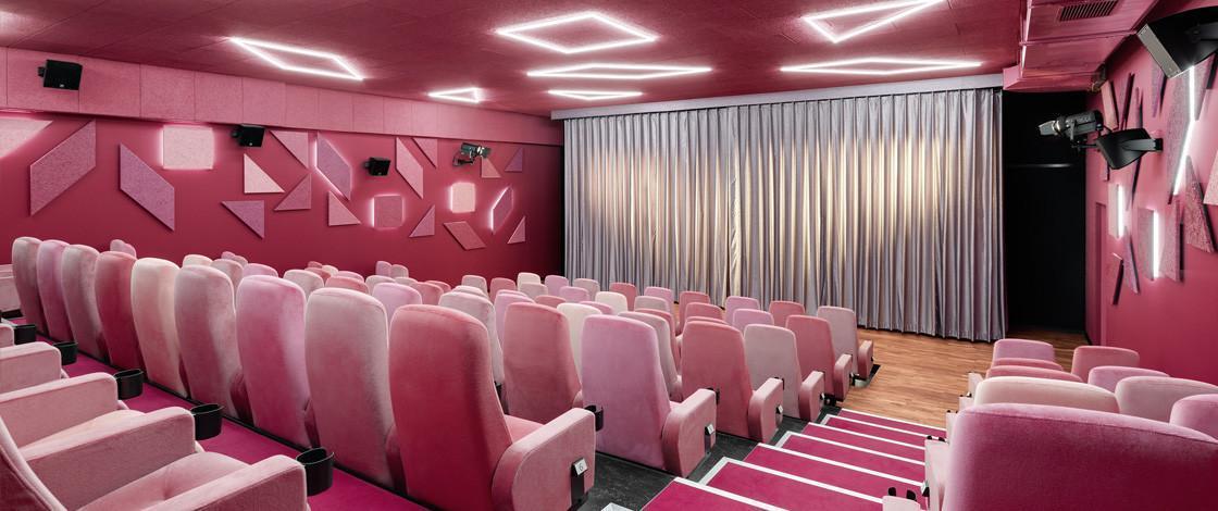 Dämmung Kino