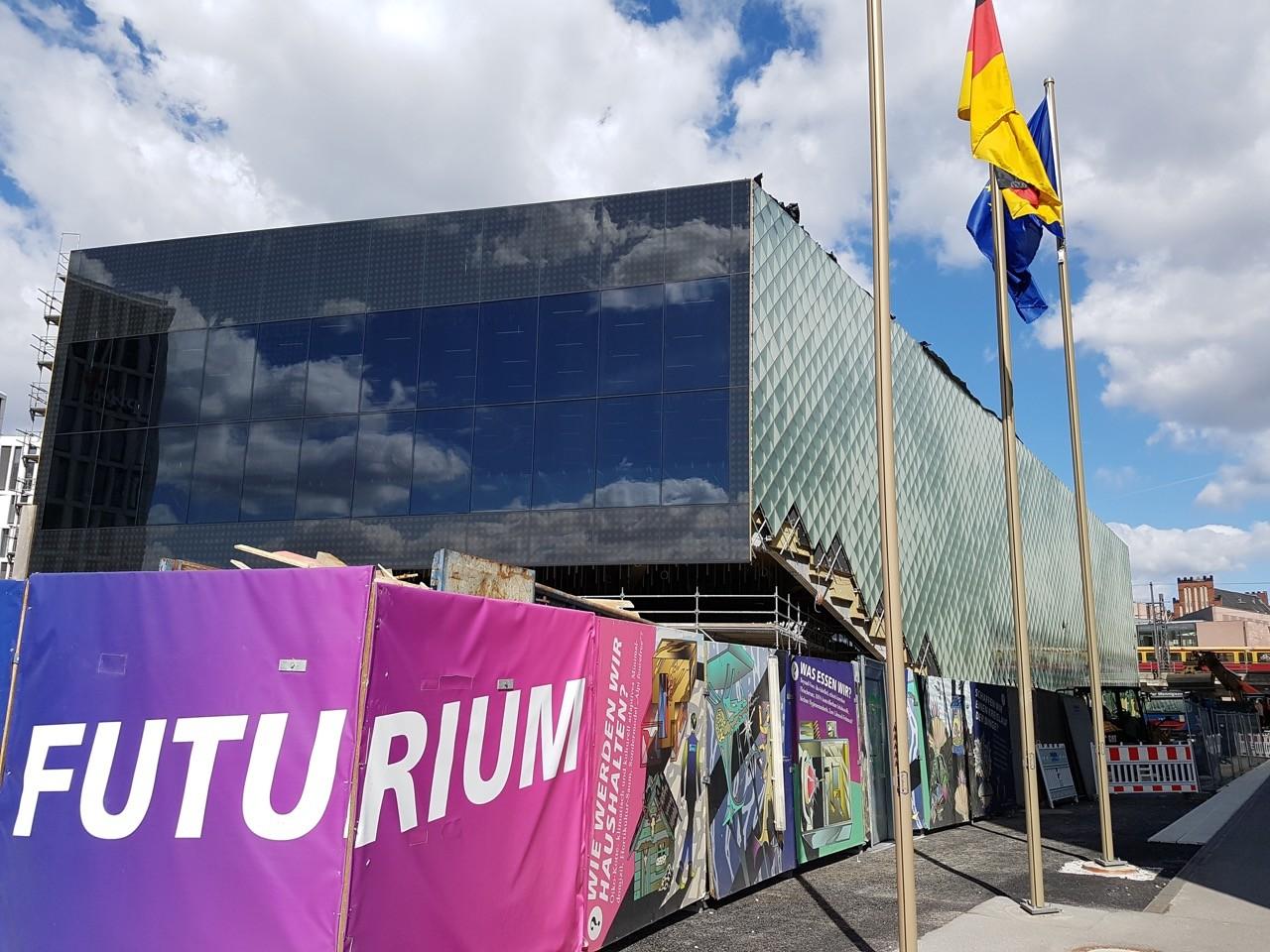 Futurium: Das Haus der Zukunft