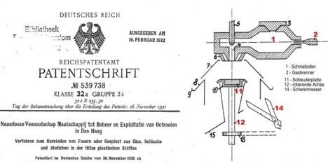 patent glaswolle