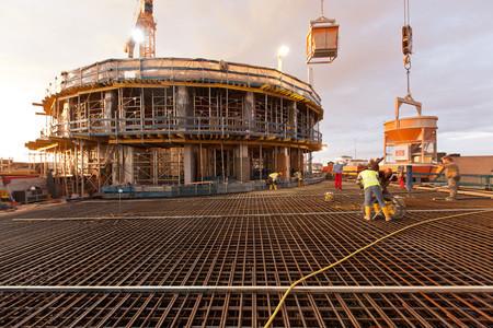 Baustellendokumentation |Der Dämmstoff