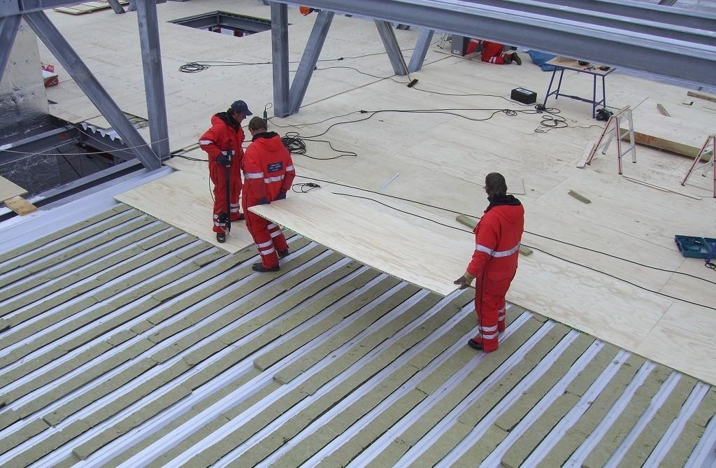 3-k neumauer bau 2008 garagendach