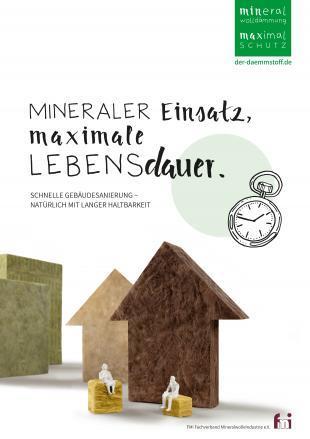 Langlebigkeit   Mineralwolle