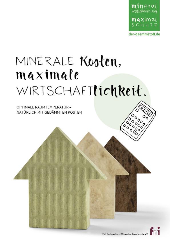 Wirtschaftlichkeit Mineralwolle