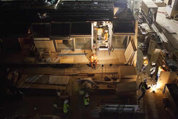 RooftopHaus | dämmen