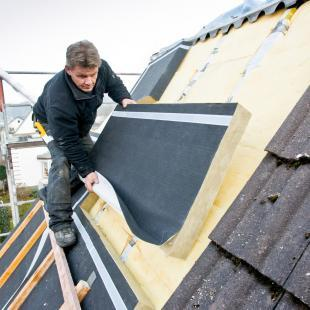 Aufsparrendämmung   Dachdämmung