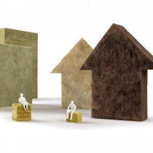 Eine Dämmung aus Mineralwolle sorgt für einen hohen Wohlfühlfaktor zu Hause und spart Heizkosten..