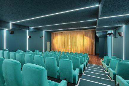 Kino dämmen