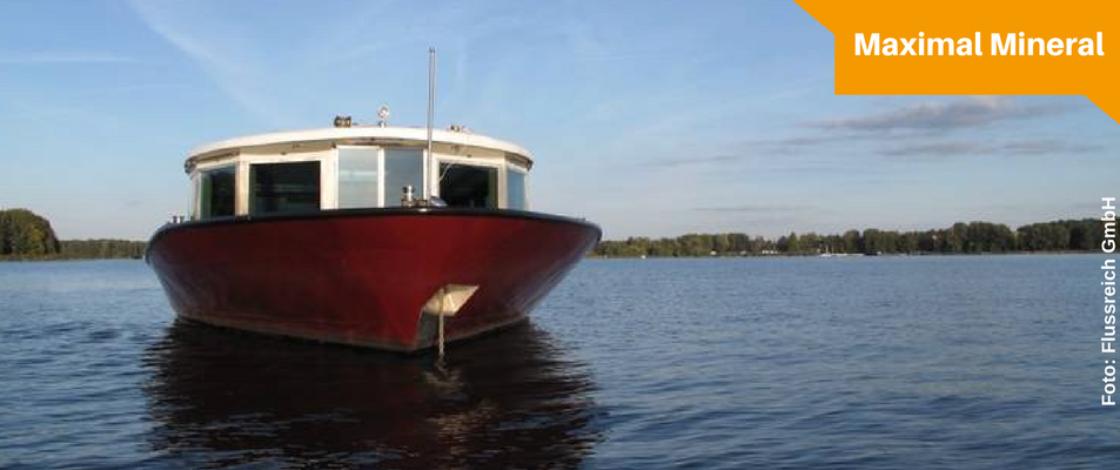 Dämmung Hausboot