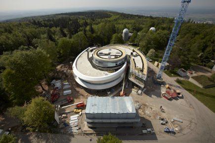 Der Dämmstoff | Haus der Astronomie