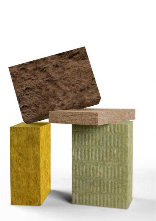 Nicht nur beim Dachausbau: Für die Dämmung eignen sich Produkte aus Mineralwolle (Glaswolle oder Steinwolle) besonders gut.
