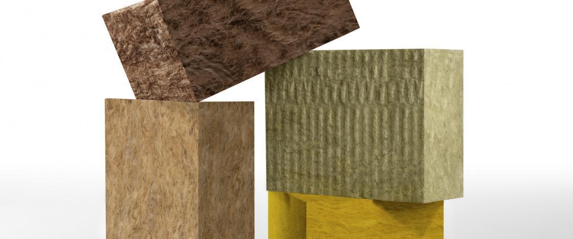 Mineralwolle Platten