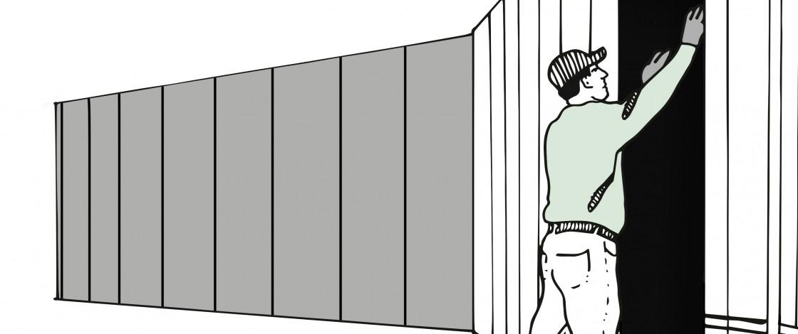 Eine gute Außendämmung, z.B. aus Glas- oder Steinwolle, reduziert durch ihre gute Dämmwirkung die Temperaturschwankungen der Außenwand. Das sorgt für Behaglichkeit im Gebäude – und zwar zu jeder Jahreszeit.