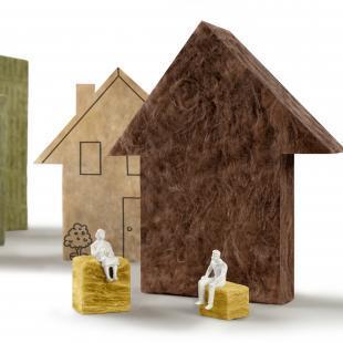 Mineralwolle behält ihre positiven Eigenschaften über viele Jahrzehnte.