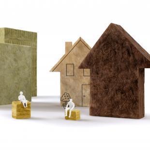 Eine Dämmung aus Mineralwolle sorgt für einen hohen Wohlfühlfaktor zu Hause und spart Heizkosten.