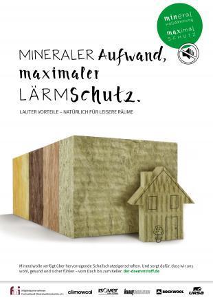 Lärmschutz Mineralwolle
