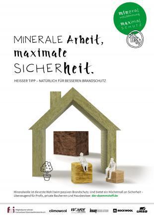 Sicherheit Mineralwolle