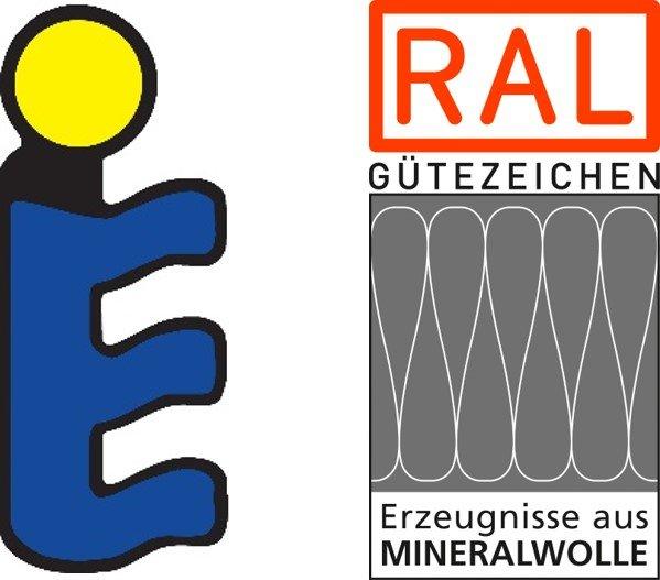 Gütezeichen: Keymark und RAL