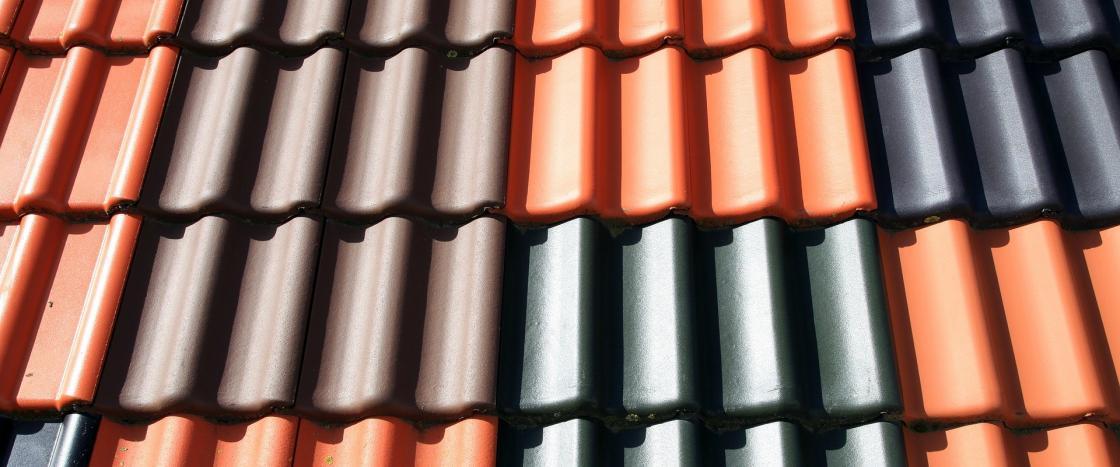 Aufsparrendämmung Dachziegel