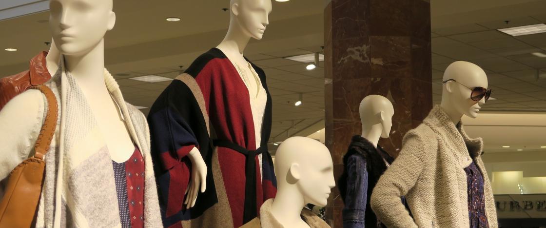Modehaus: Dämmung von Gewerbeimmobilien
