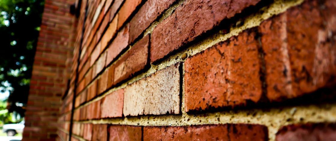zweischaliges Mauerwerk