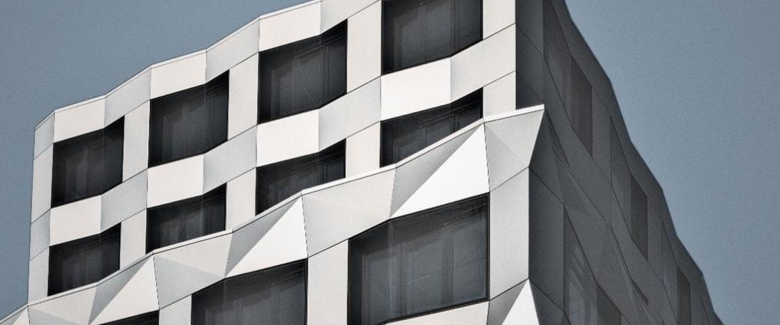 vorgehängte hinterlüftete Fassade