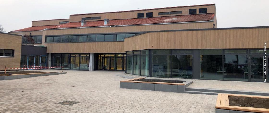 Mittelschule Germaringen Müller Schurr Architekten | Der Daemmstoff