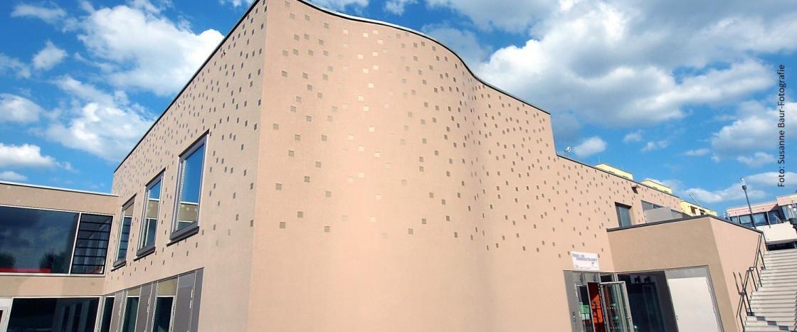 Fassade I Bürgerhaus I Stuttgart Neugereut I Der Dämmstoff
