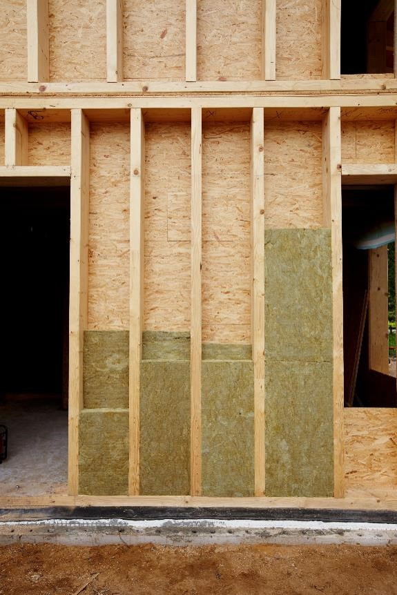 Dämmung I Holzbau I Bild 2 I Der Dämmstoff