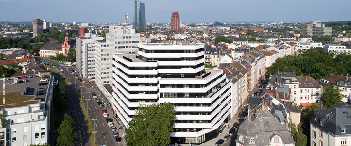 Header I Wohnhaus Frankfurt I Der Dämmstoff